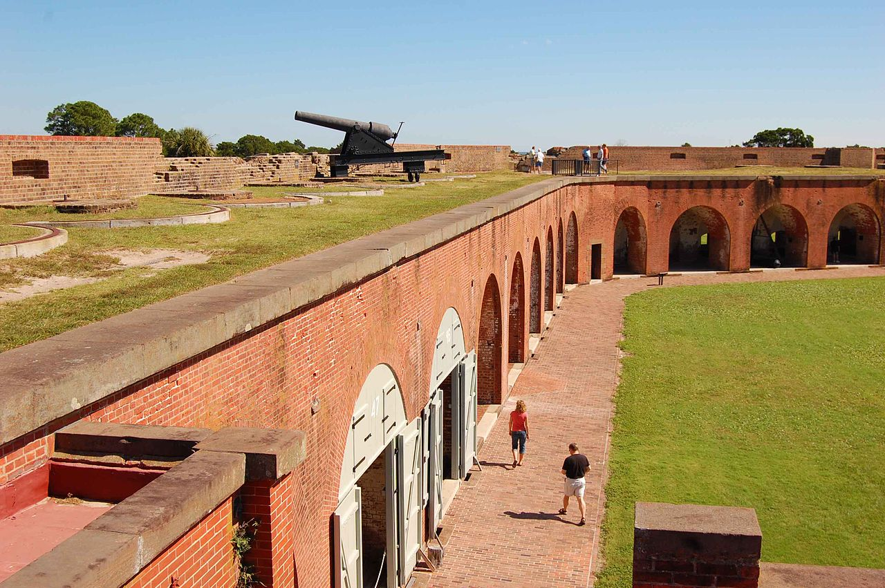 Must-Visit Attraction of Savannah-Fort Pulaski National Museum