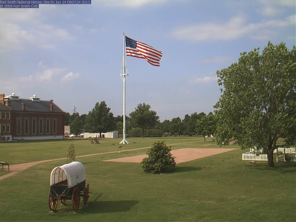 Super Place In Arkansas-Fort Smith's famous historic sites