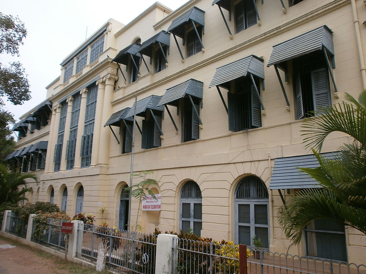 Amazing Fort In Tamil Nadu-Fort St. George in Chennai