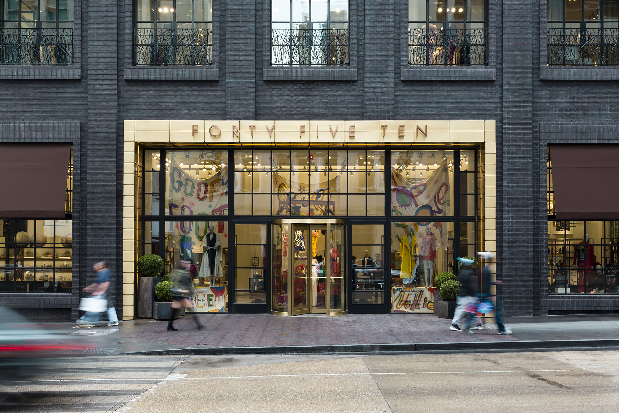 Forty-Five Ten Downtown Place To Shop In Dallas