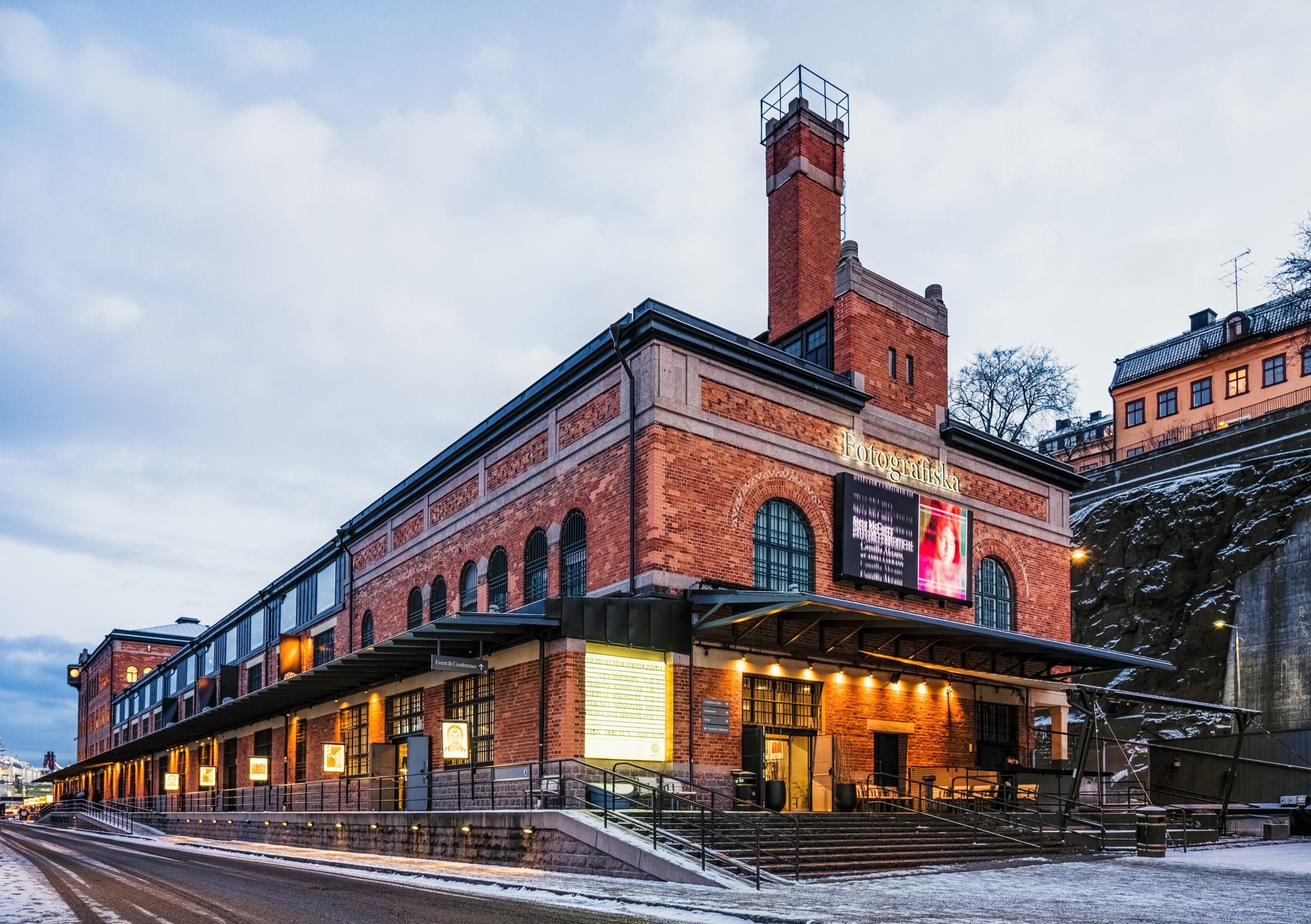 Fotografiska Museum - Place to Visit in Sweden