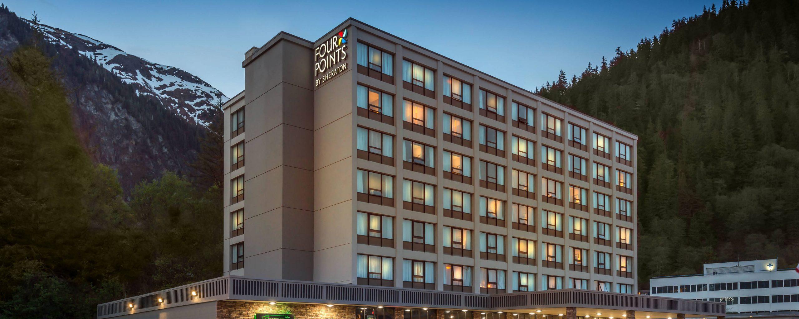 Four Points by Sheraton Juneau - Best Luxury Hotel in Alaska