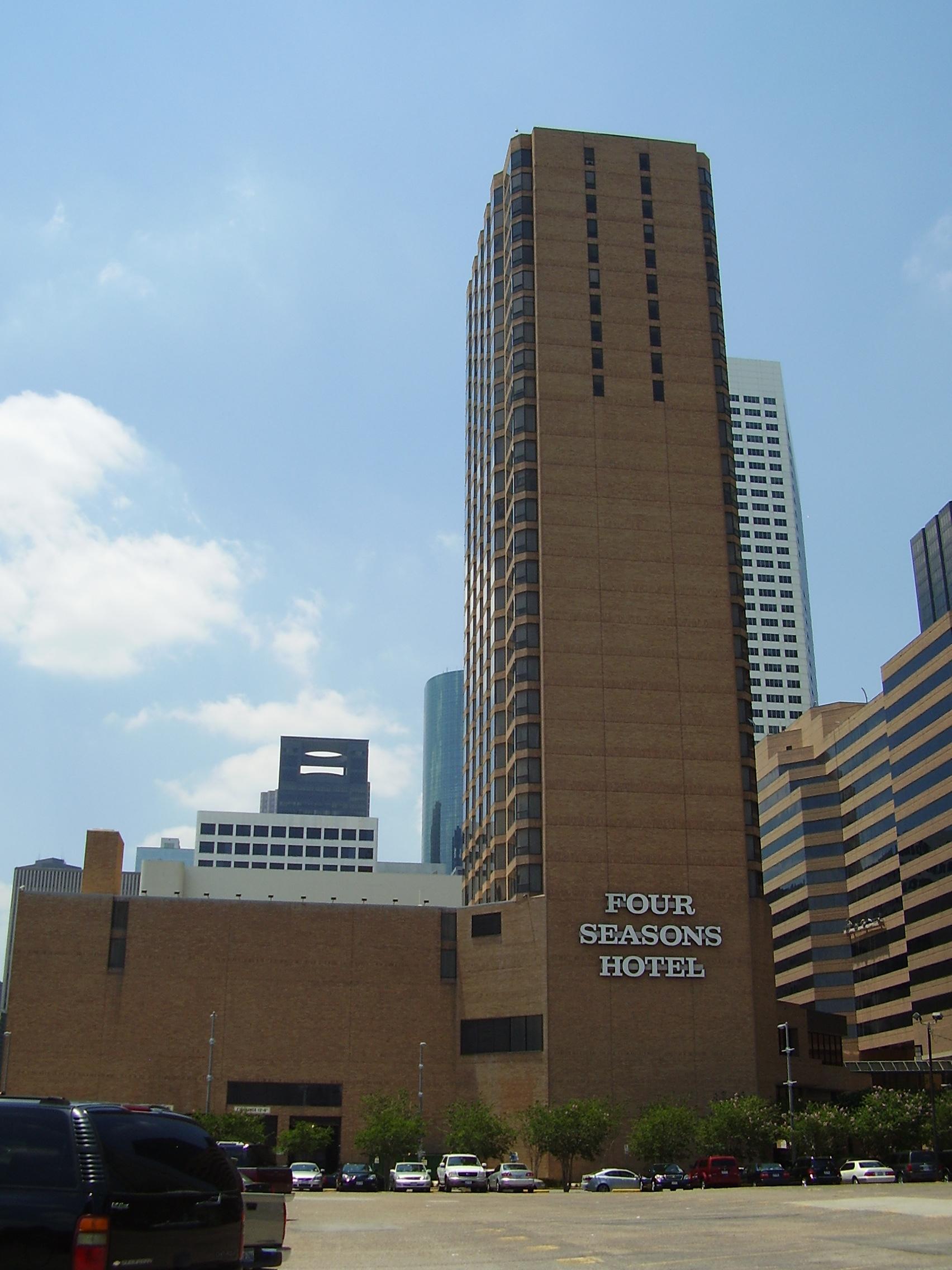 Luxury Hotel in Houston-Four Seasons Hotel Houston