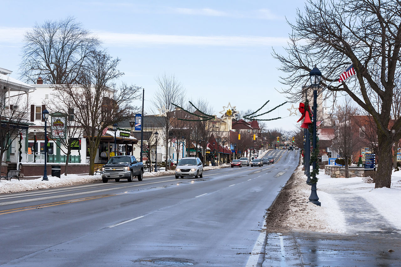 Attraction Towns in Michigan-Frankenmuth