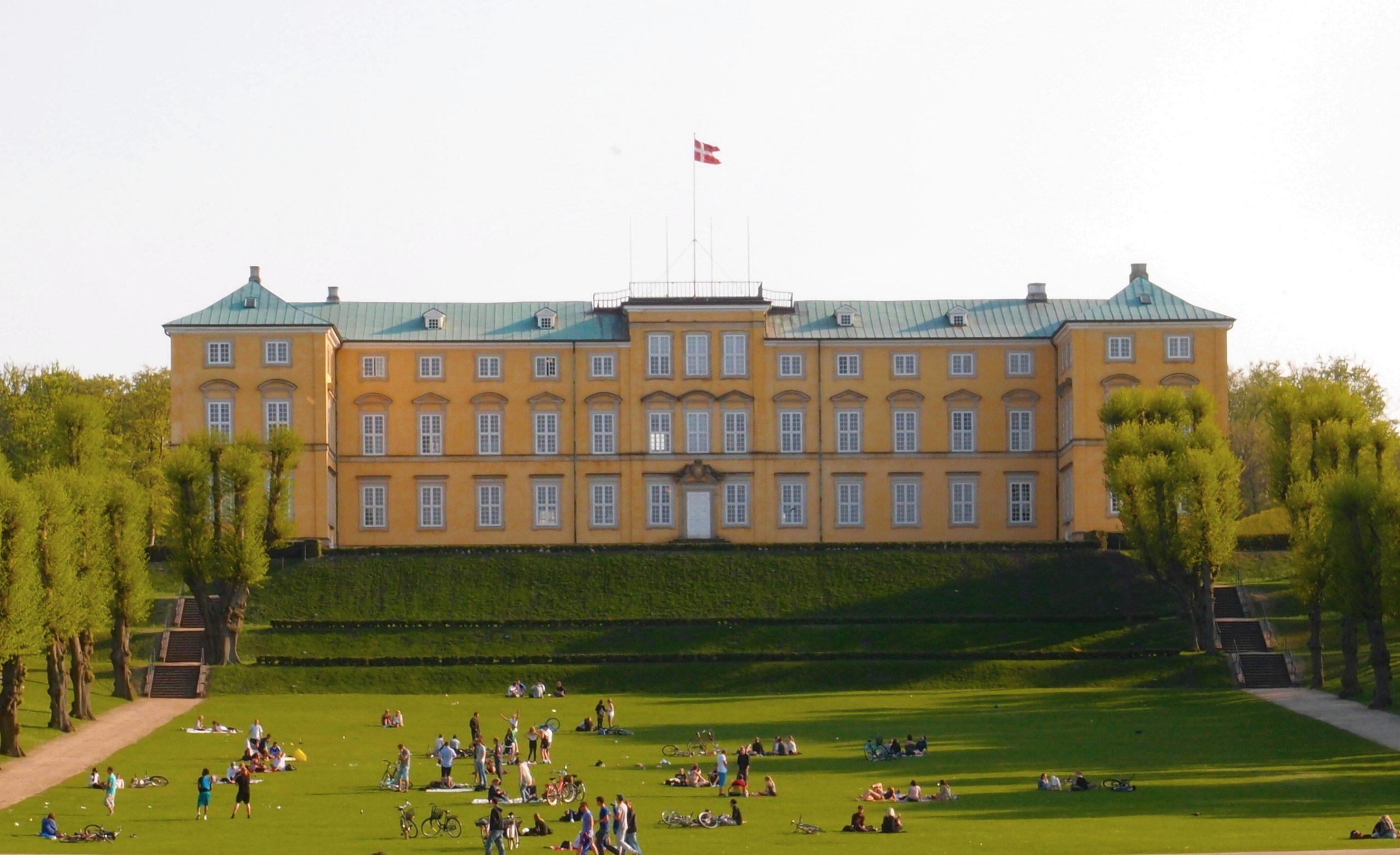 Frederiksberg Palace - Popular Tourist Destinations in Copenhagen