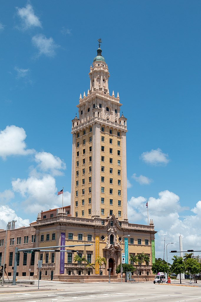 Freedom Tower - Top Tourist Locations To Visit In Miami