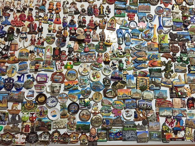 Best Shopping In Atlantic City-Fridge Magnets