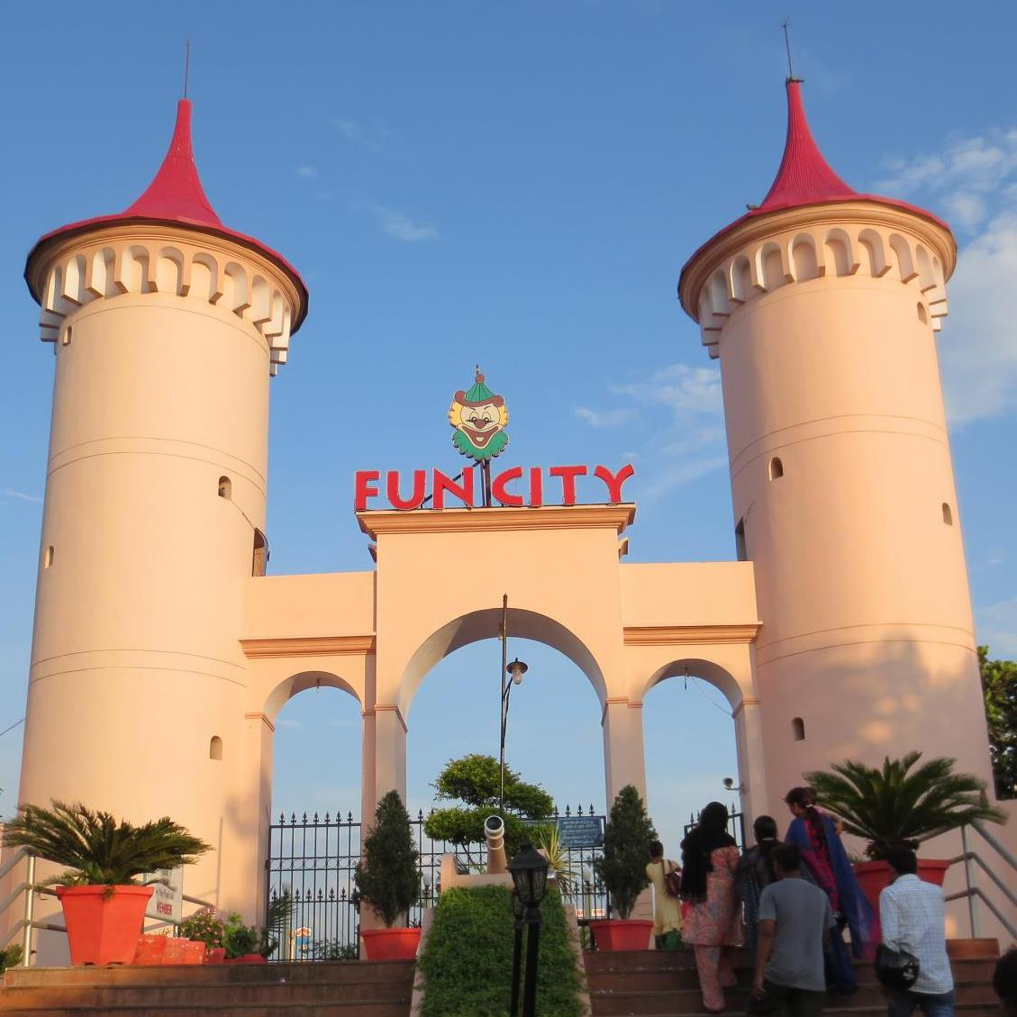Amazing Place to Visit in Bareilly-Fun City