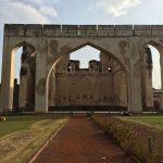 Gagan Mahal in Bijapur(Vijayapura)