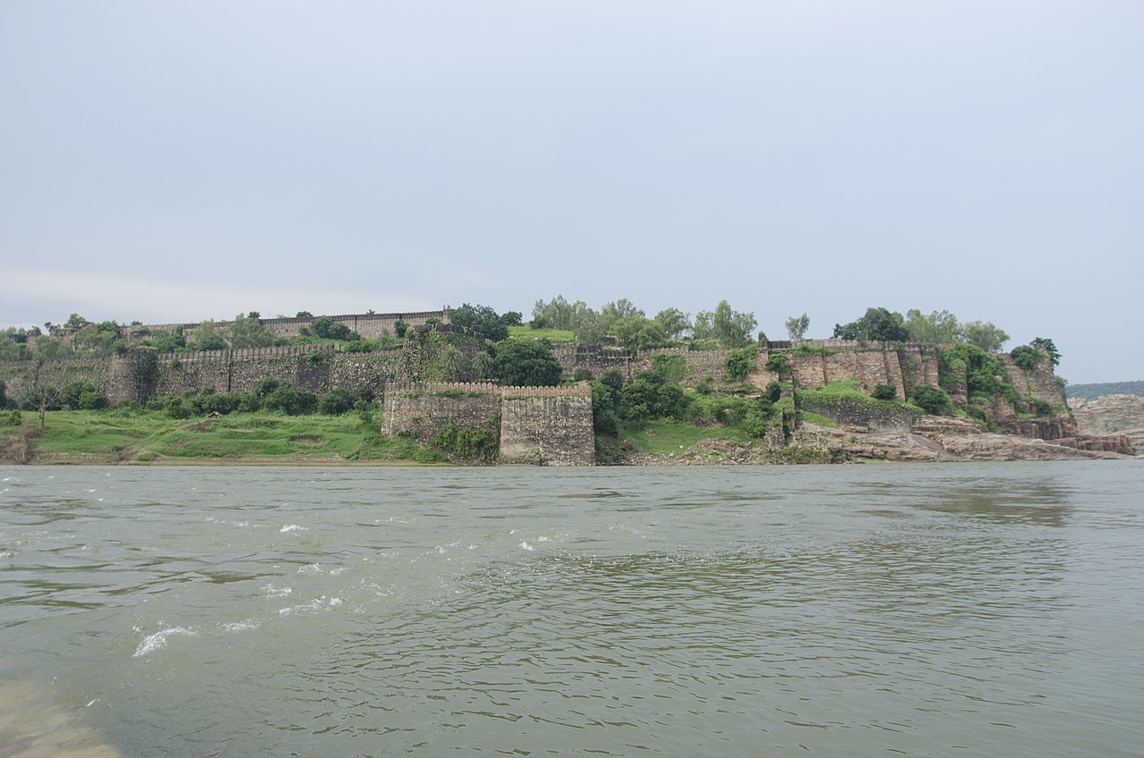 Attraction Fort In Rajasthan-Gagron Fort