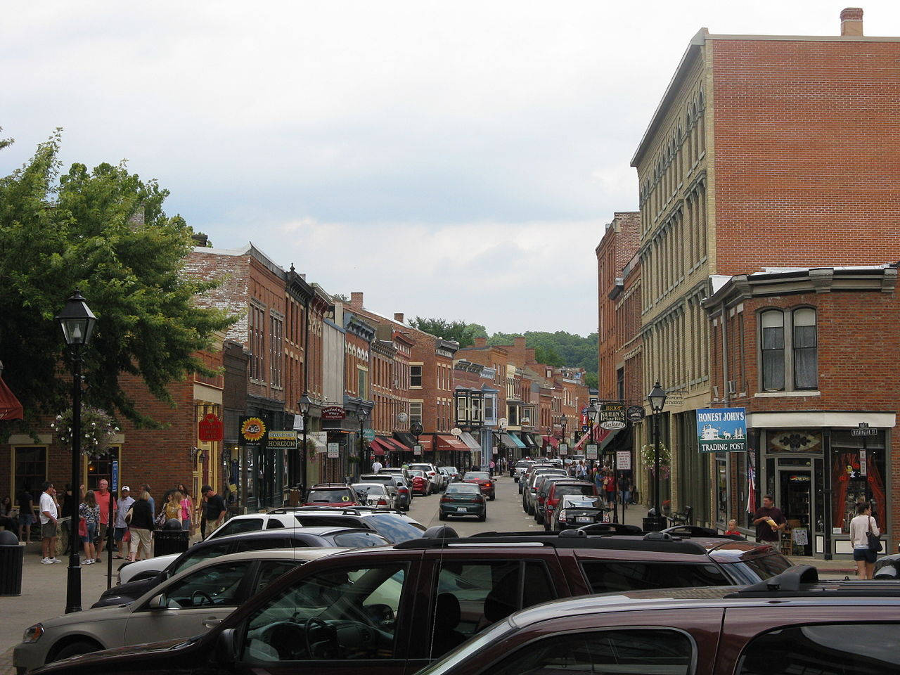 Amazing Place to Visit In Illinois-Galena