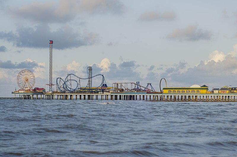 Galveston - A Weekend Getaway In Texas