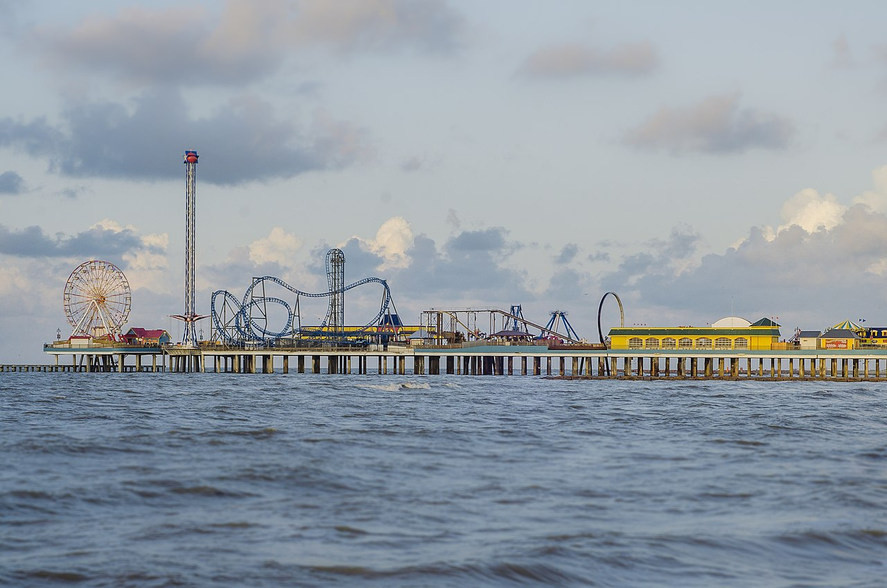 Sight-seeing Place in Houston-Galveston Island State Park