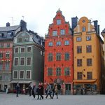 Gamla Stan Old Town - Stockholm- One of the Best Places to Visit in Sweden