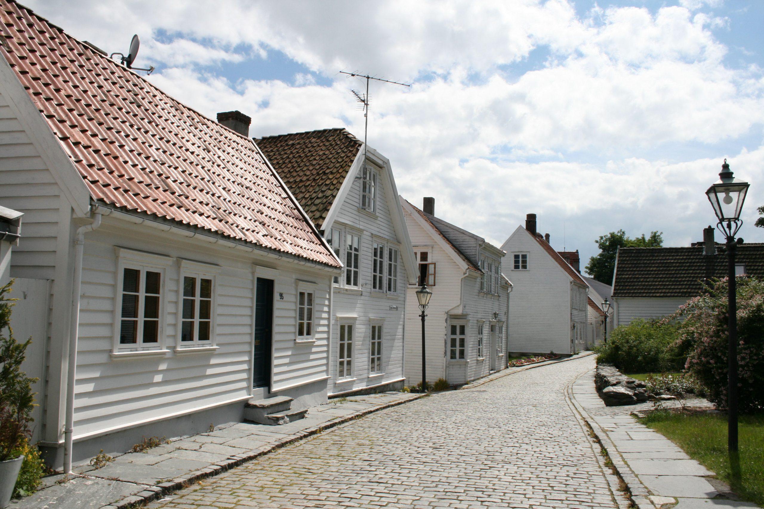 Gamle Stavanger (Old Town) - Place To Visit In Stavanger Region, Norway