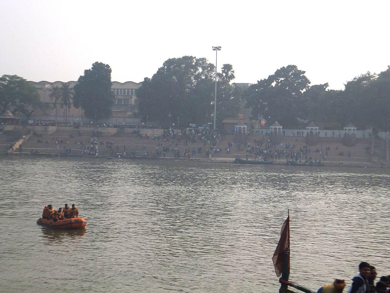 Sightseeing Place to Visit In Patna-Gandhi Ghat