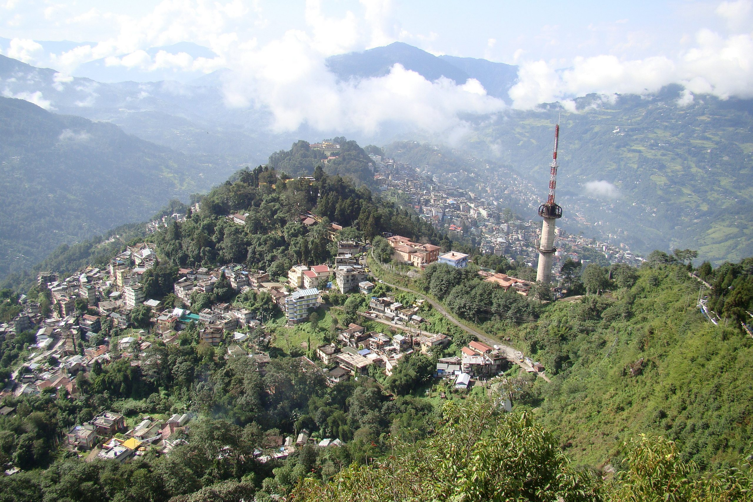 Ganesh Tok Things To Do And See In The Capital Of Sikkim