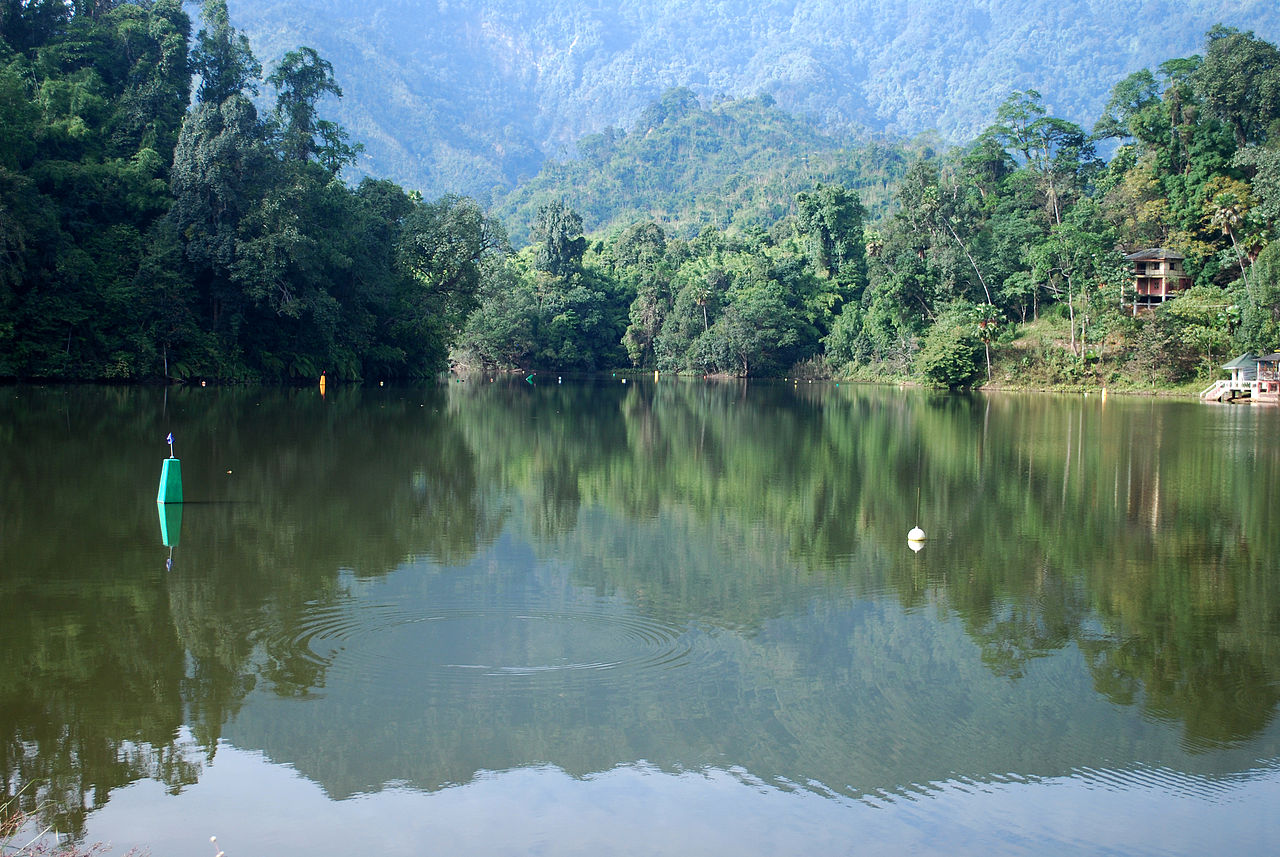 Best Place To See In Itanagar in Arunachal Pradesh-Ganga Lake