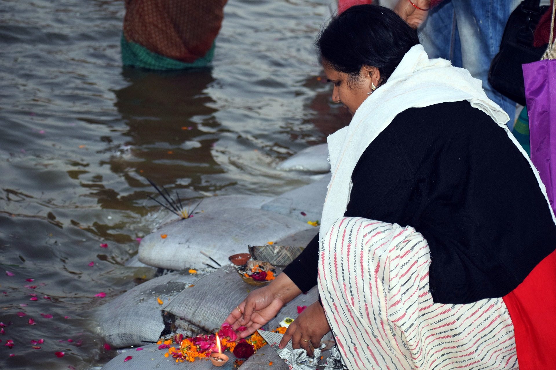 Ganga Puja - Famous Festival of Tripura