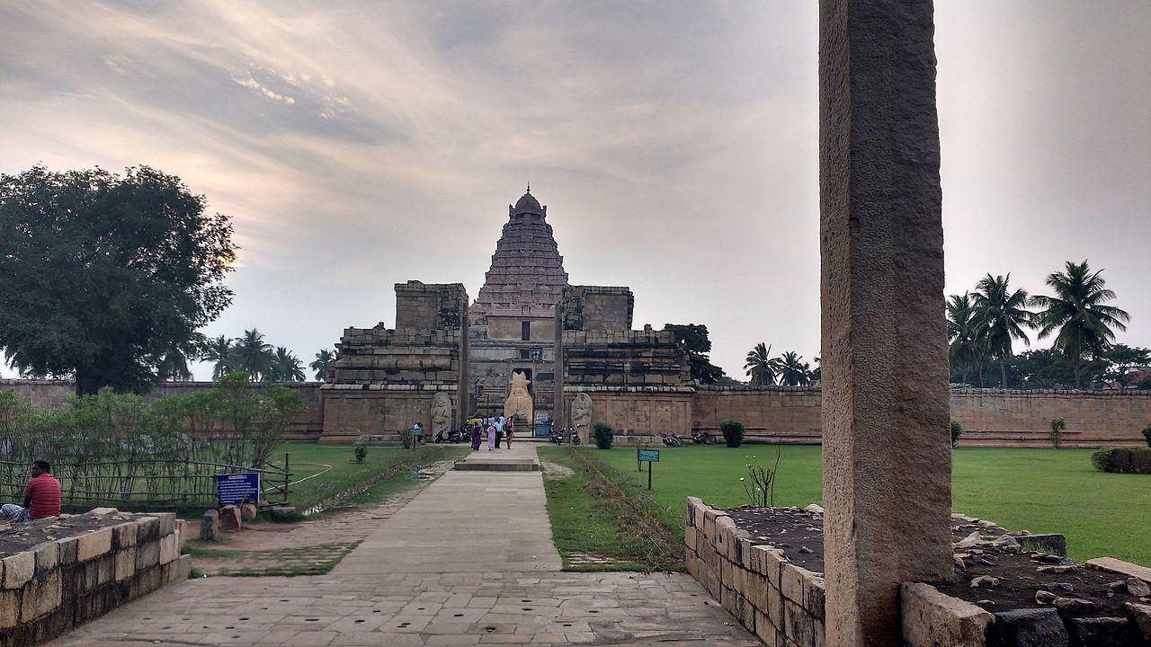 Popular Historical Place In Tamil Nadu-Thanjavur, Gangaikonda Cholapuram