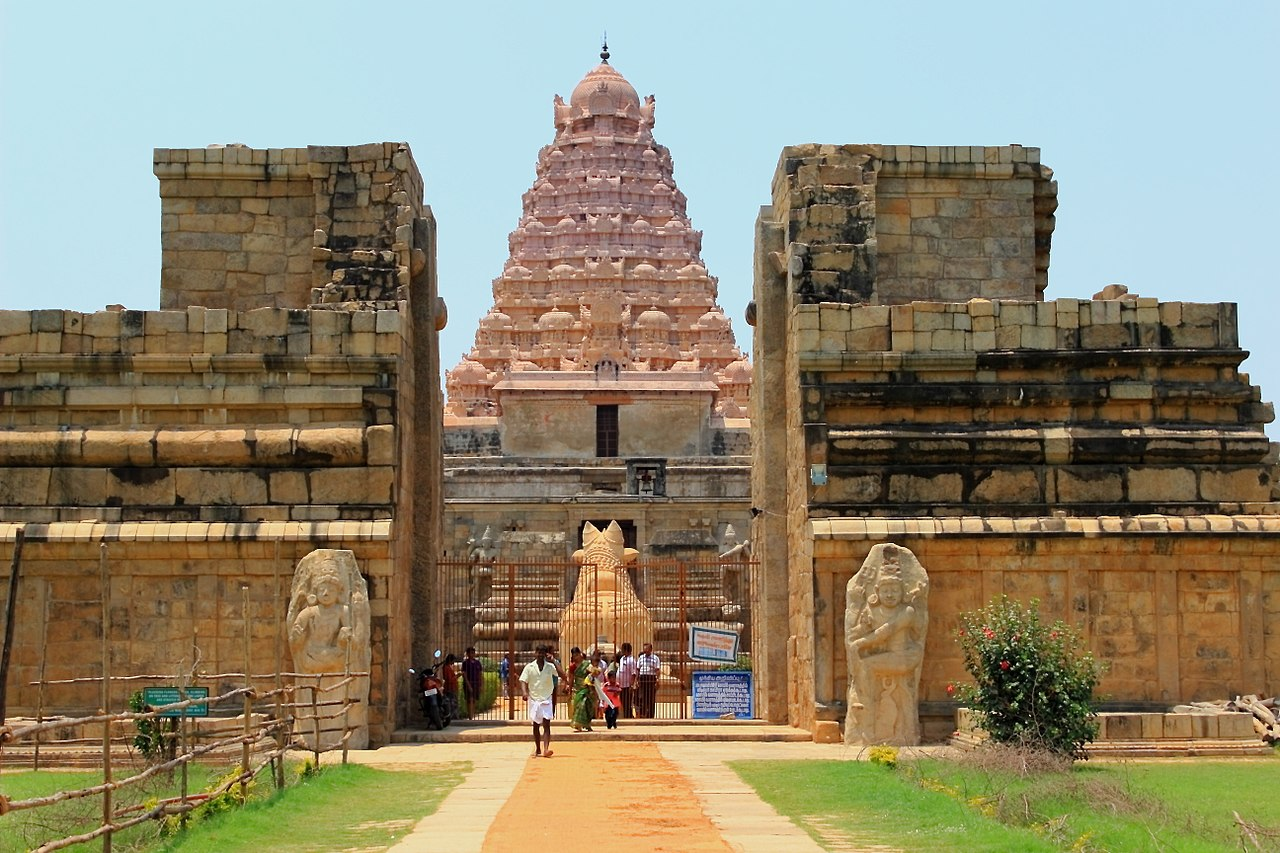 Best Tourist Place in Thanjavur-Gangaikonda Cholapuram