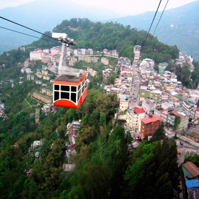 Gangtok - Incredible Weekend Getaways From Siliguri