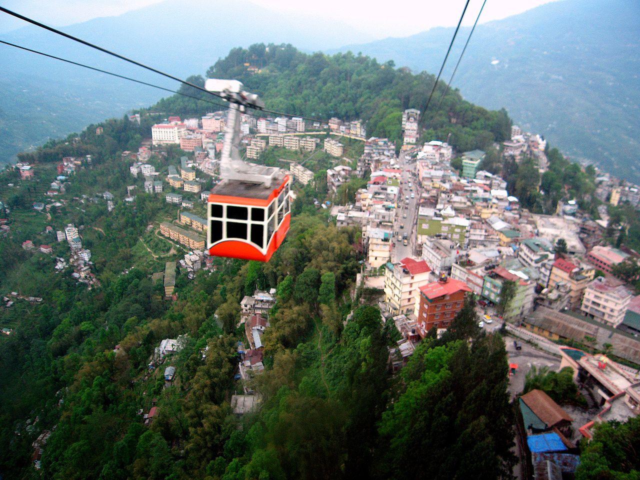 Gangtok - Incredible Weekend Getaways From Siliguri