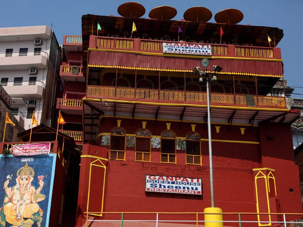 Ganpati Guest House Best Budget Hotel in Varanasi