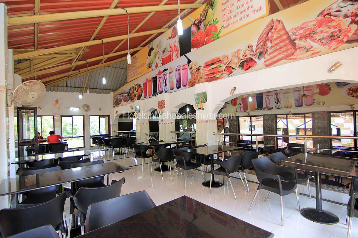 Garden Ice Cream Restaurant Top Mahabaleshwar Restaurants