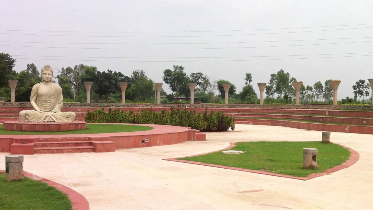 Beautiful Place to Visit In Panchkula-Garden of Silence