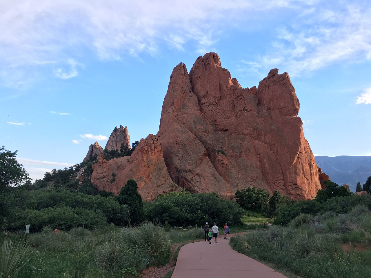Alluring hotspot of Colorado-Garden of the Gods