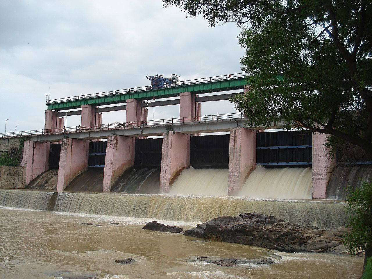 Garga Dam - Top Place In Bokaro That Every Inquisitive Tourist Must Visit