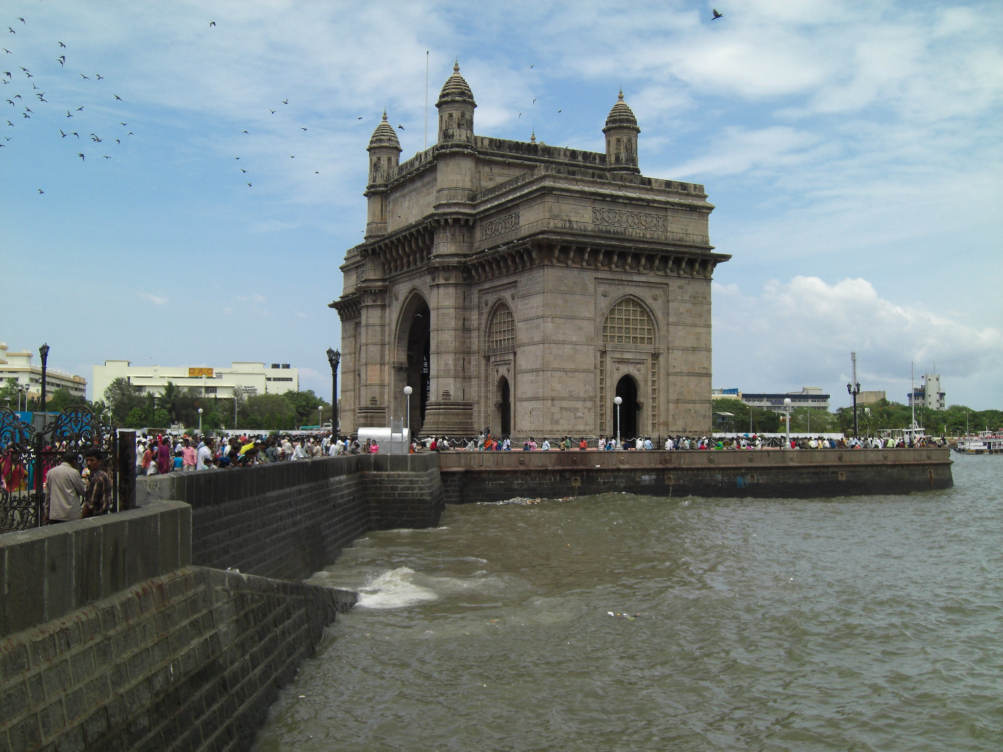 Gateway of India Most Visited Places in Mumbai