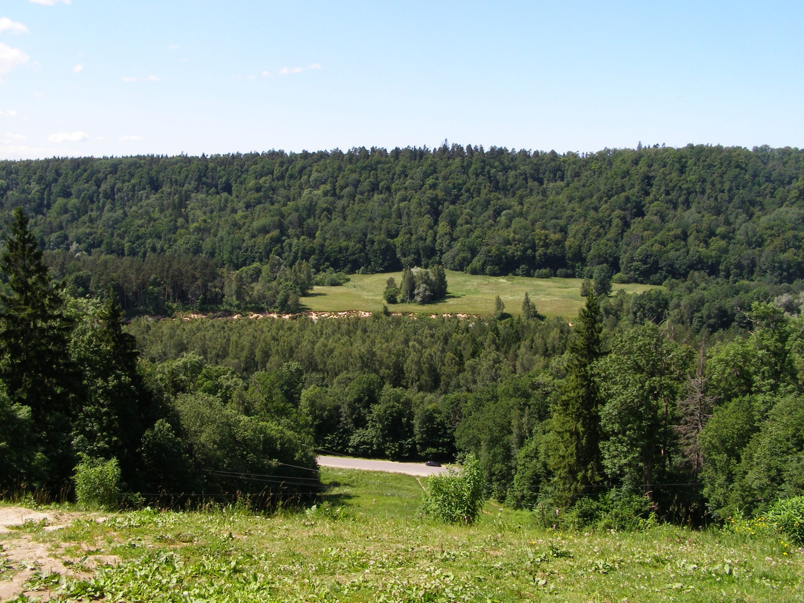 Gauja National Park & Zvarts Rock