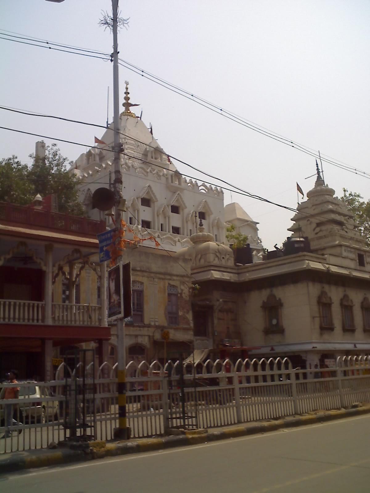 Best Spiritual Destination In Delhi-Gauri Shankar Temple