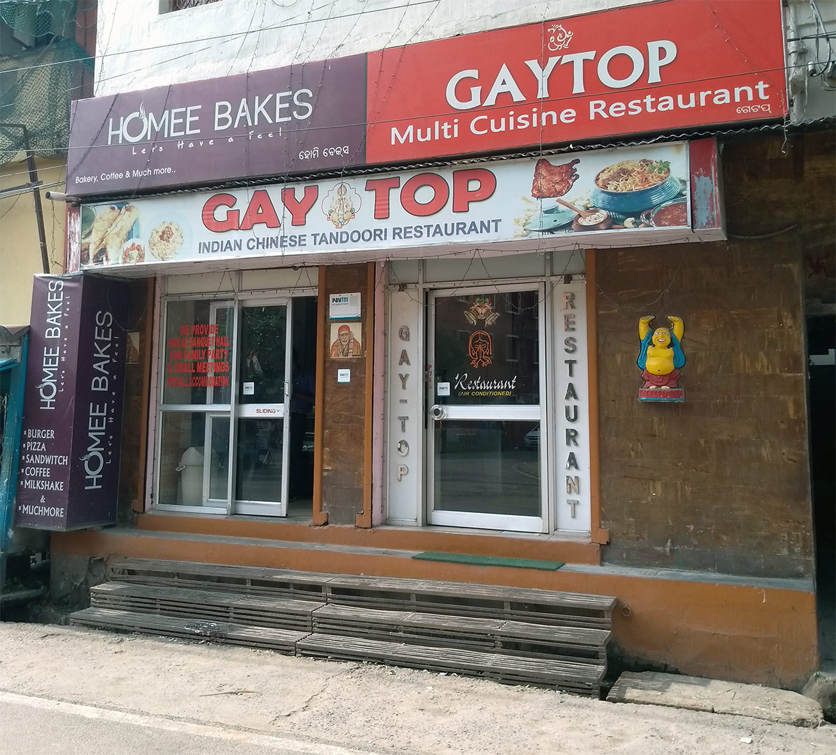 Amazing Restaurant In Cuttack That One Must Try-Gay Top Restaurant