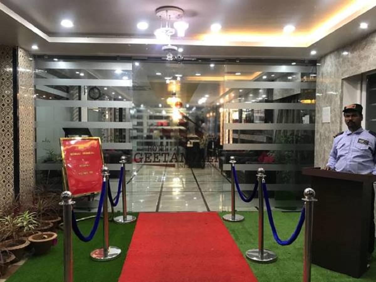 Best Hotel To Stay Near Vaidyanatha Jyotirlinga Temple in Deoghar-Geetanjali International