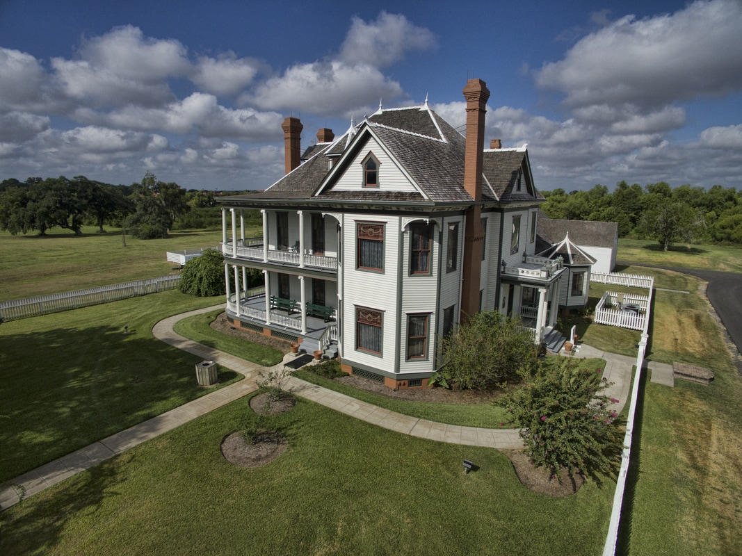 Famous Historical Landmarks of Houston-George Ranch Historical Park