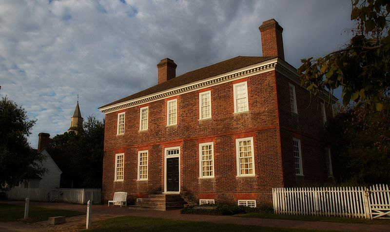 Must-Visit Attraction of Williamsburg-George Wythe House