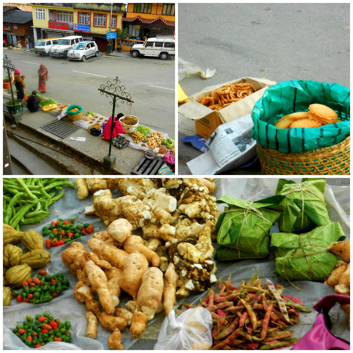 Geyzing Bazaar Best Places to Shop in Pelling