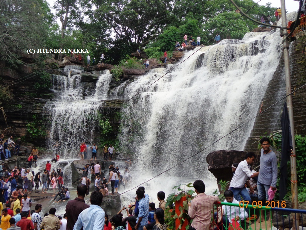 Popular Waterfalls in Chhattisgarh-Charre –Ghatarani Waterfalls