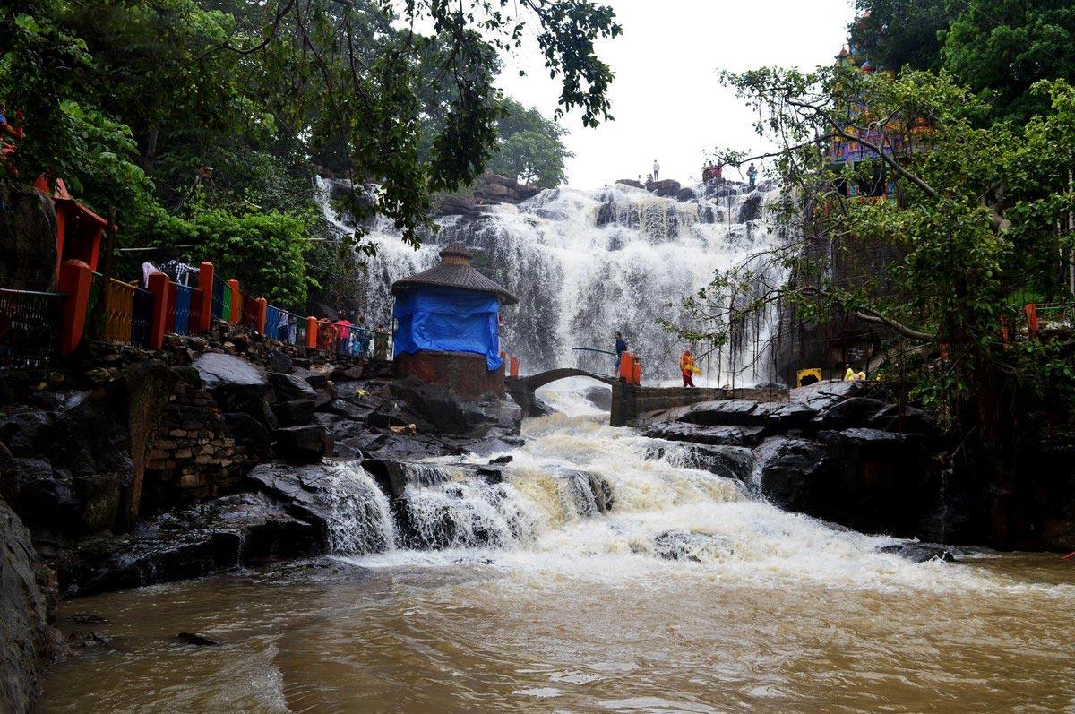 Ghatarani Waterfalls - Raipur
