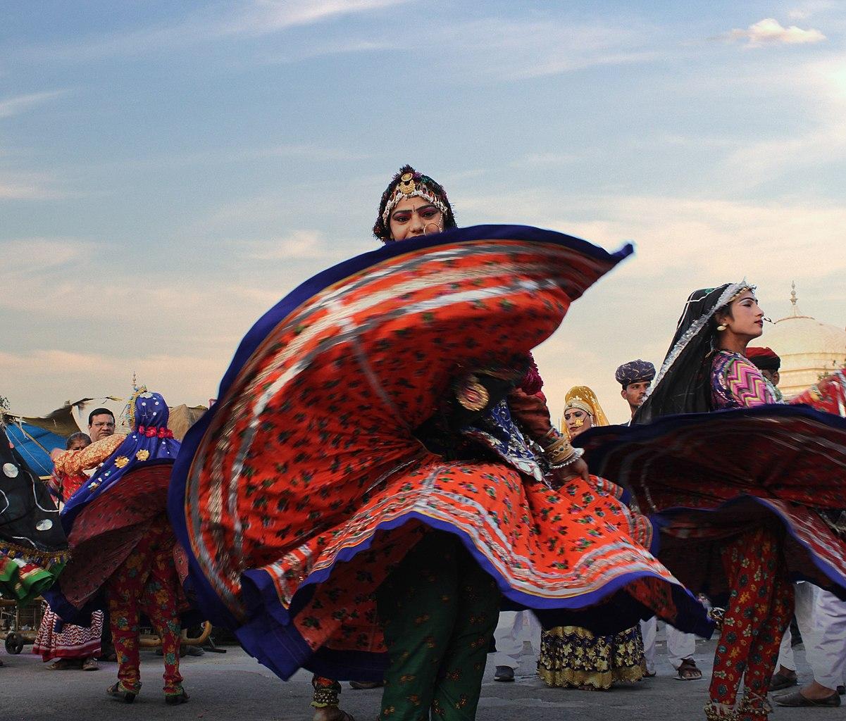 Top-Rated Folk Dance Of Rajasthan-Ghoomar Folk Dance