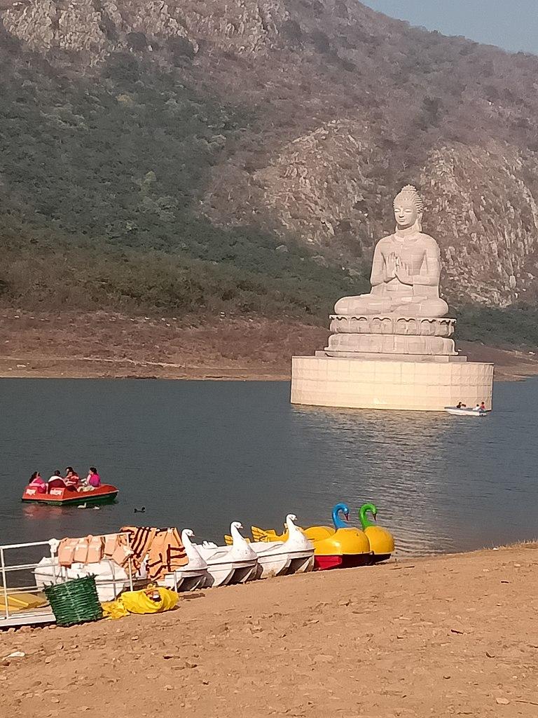 Amazing Place to Visit In Rajgir, Bihar-Ghora Katora Lake