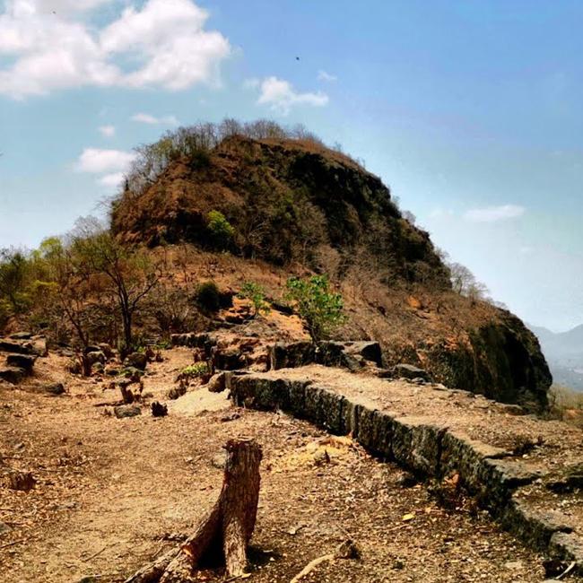Ghosalegad Fort