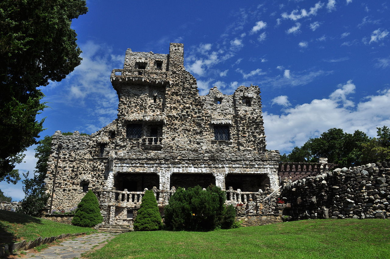 Must-Visit Attraction of Connecticut - Gillette Castle State Park