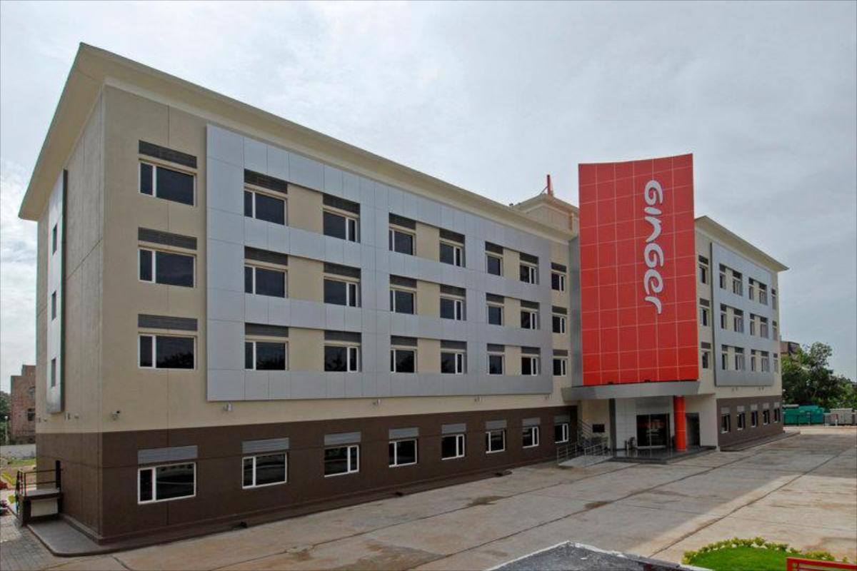 Super Mid-Range Hotel In Bhubaneswar-Ginger Hotel