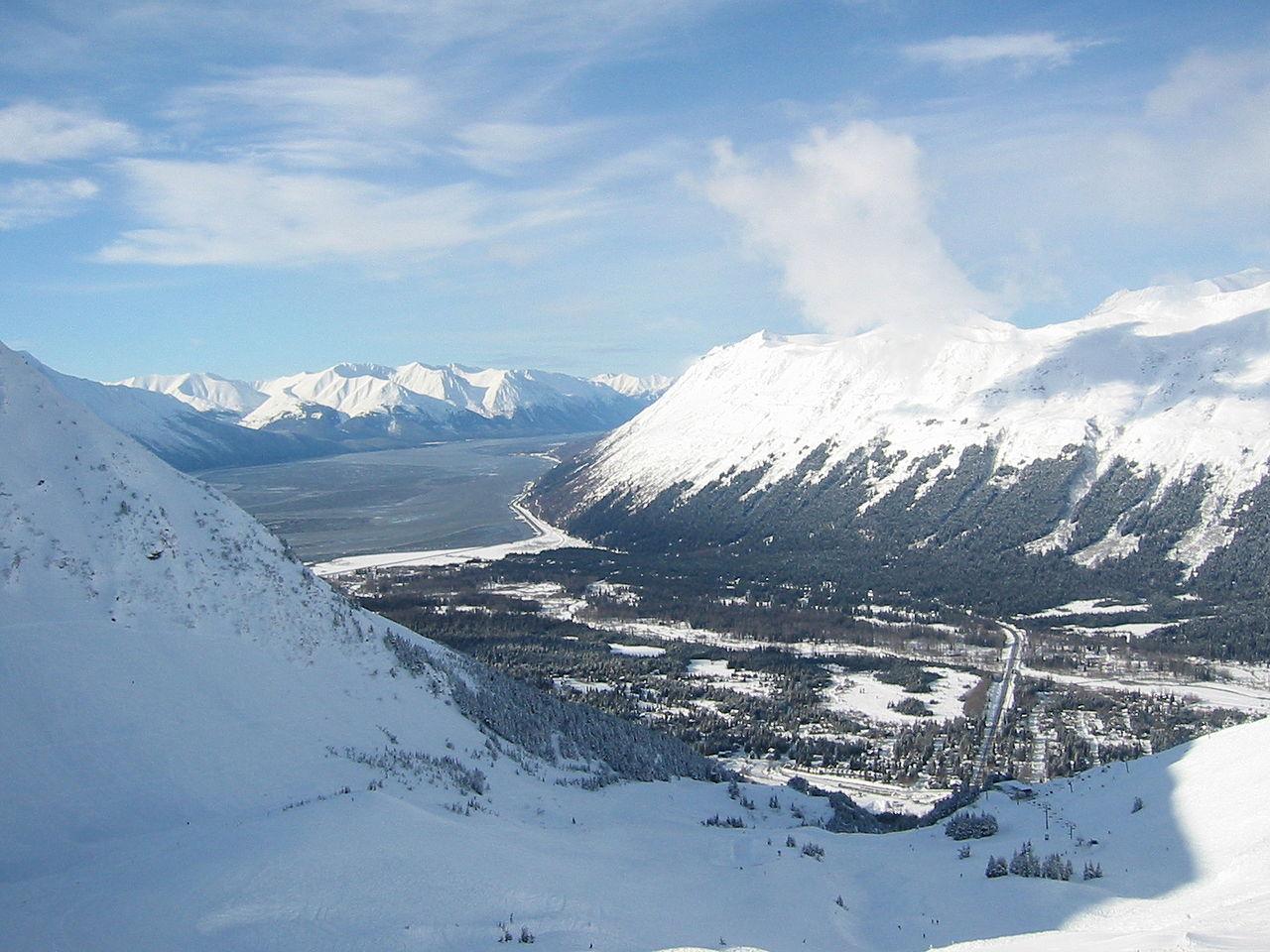 Popular Ski Resort in Alaska-Girdwood Ski Inn