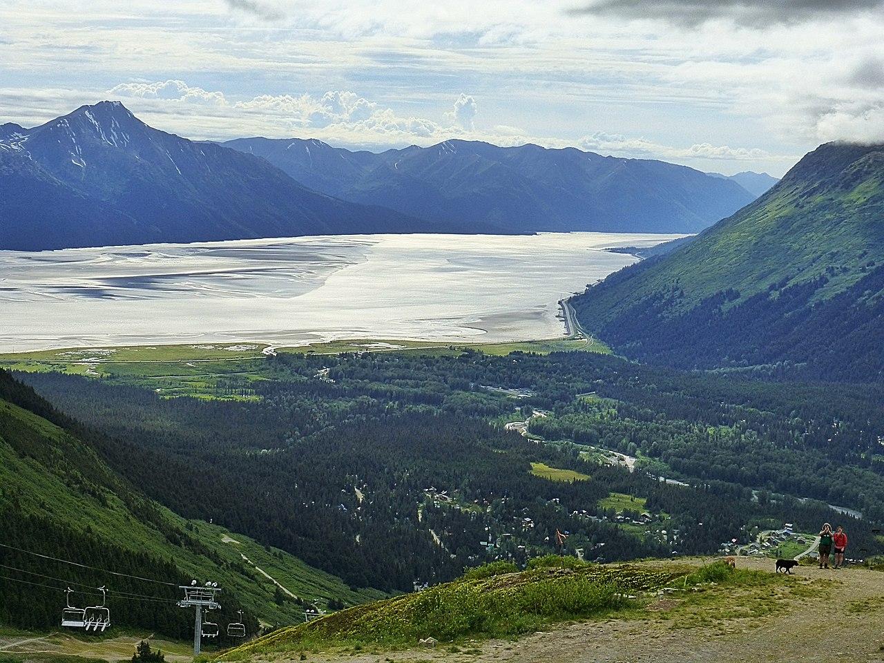 Top Place to Visit In Anchorage, Alaska-Girdwood