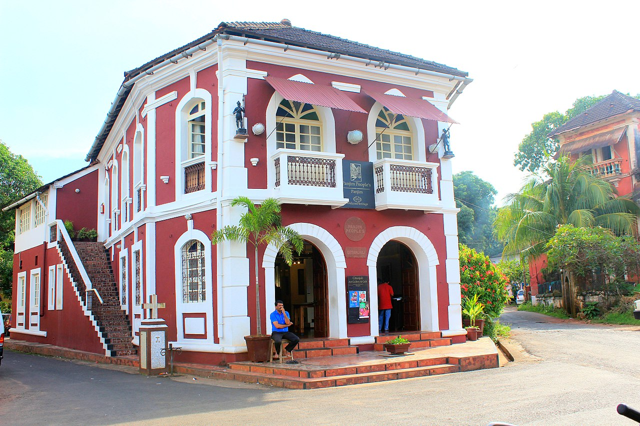 What to See and Do at the Fontainhas, Panaji - Visit Gitanjali Gallery